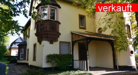 Trier - Historische Villa als Renditeobjekt