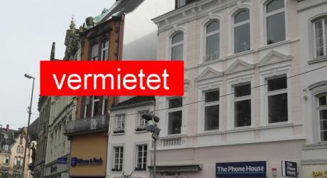Ladenlokal - TR Simeonstraße/direkt an der Porta